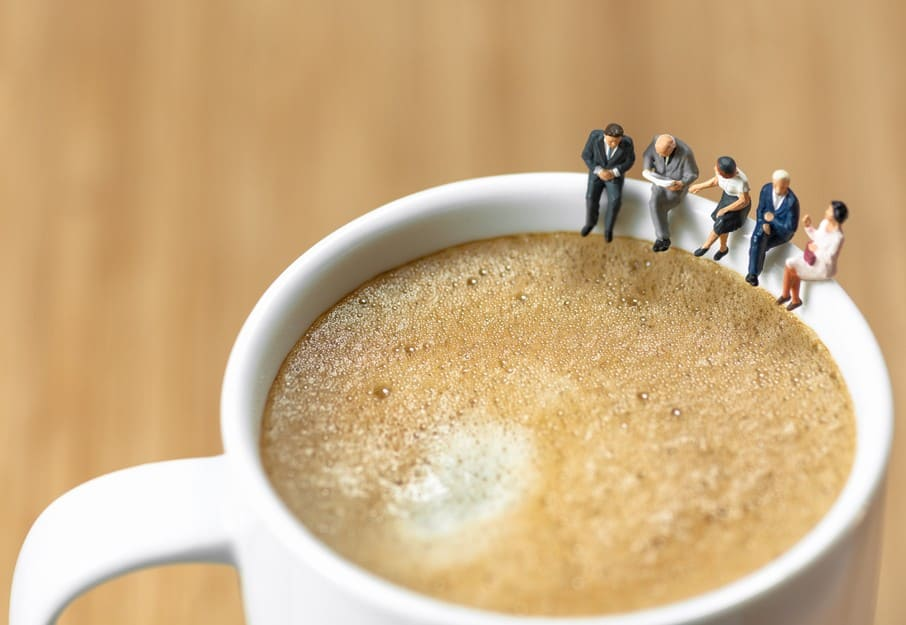Beneficios del Coffee Break
